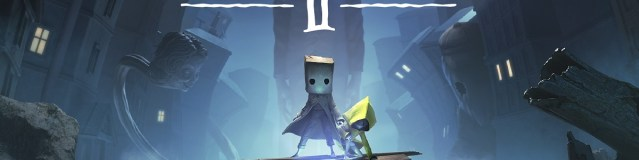 little nightmares 2 couverture