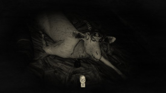Mundaun chèvre