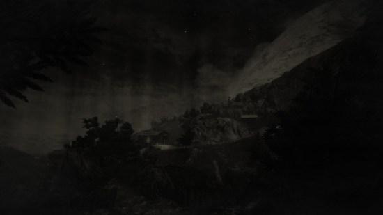 Mundaun nuit
