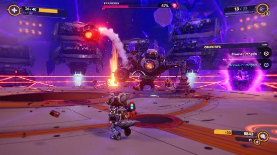 Ratchet _ Clank_ Rift Apart_PS5 Arènes