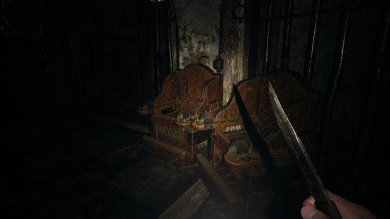 Resident Evil Village PS5 torture