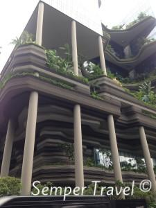 Downtown Singapore, Cool Architecture