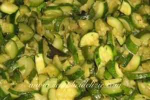 Zucchine Trifolate ❤