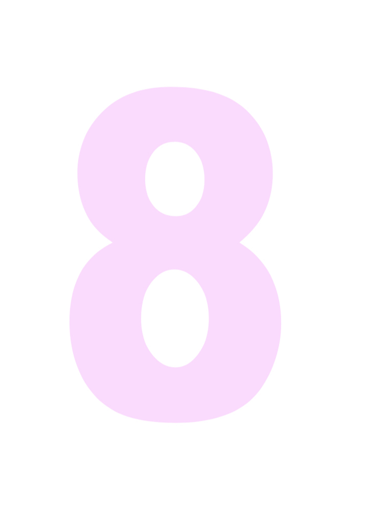 Numeri Da 0 A 9 Stampabili Cartopazzia Pdf Semplici Delizie