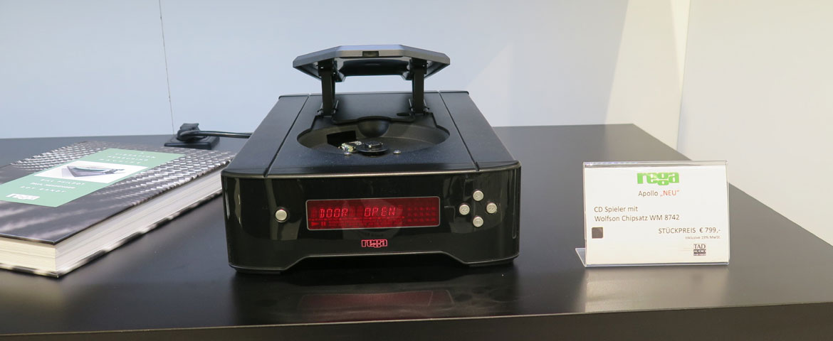 Rega Apollo CD Player