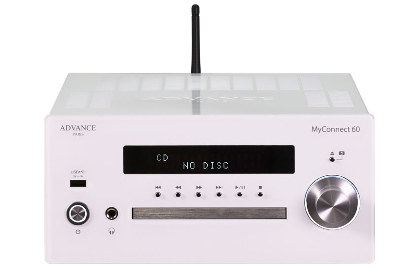 Advance Paris MyConnect 60 - Kleiner audiophiler Alleskönner…