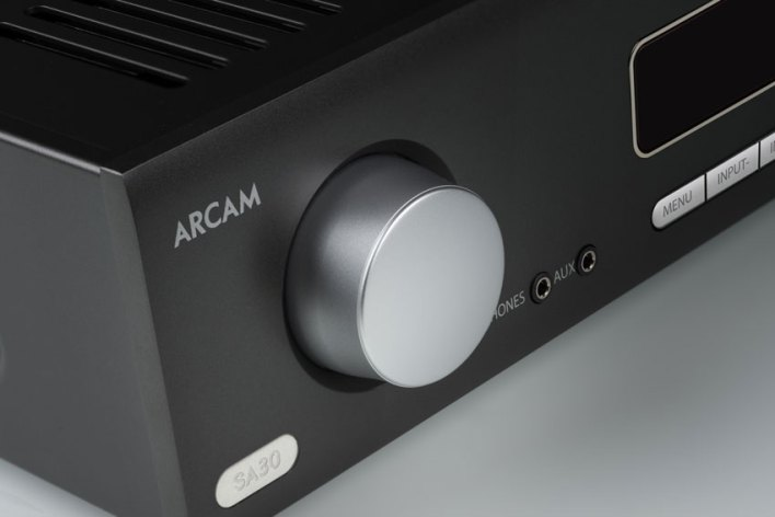 Arcam SA30 Class G Intelligent Integrated Amplifier 03