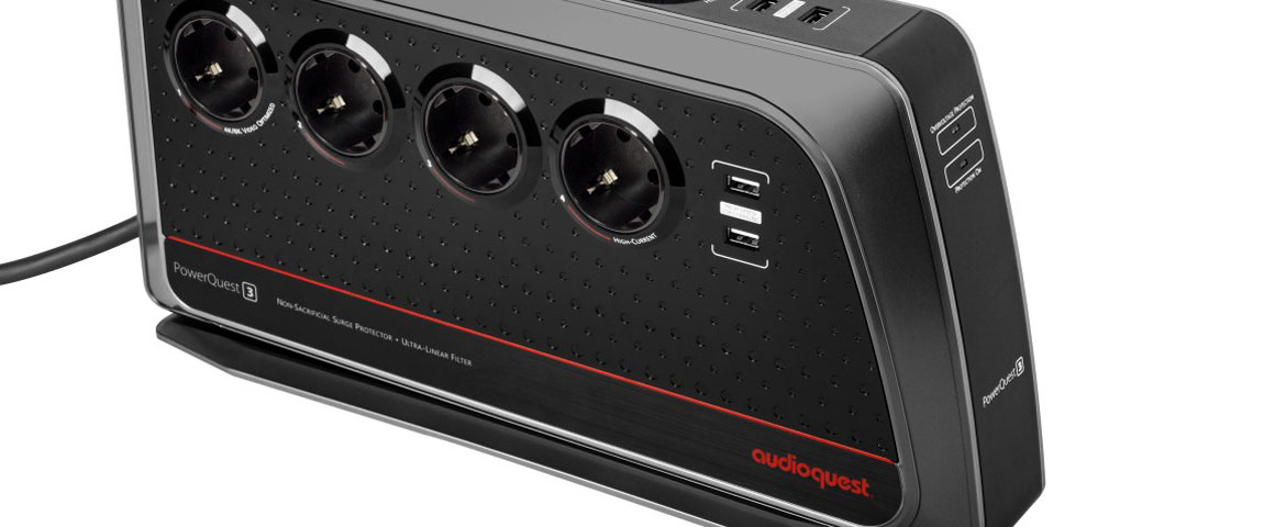 AudioQuest PowerQuest 2 und AudioQuest PowerQuest 3