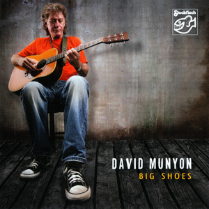 "David Munyon ""Big shoes"""