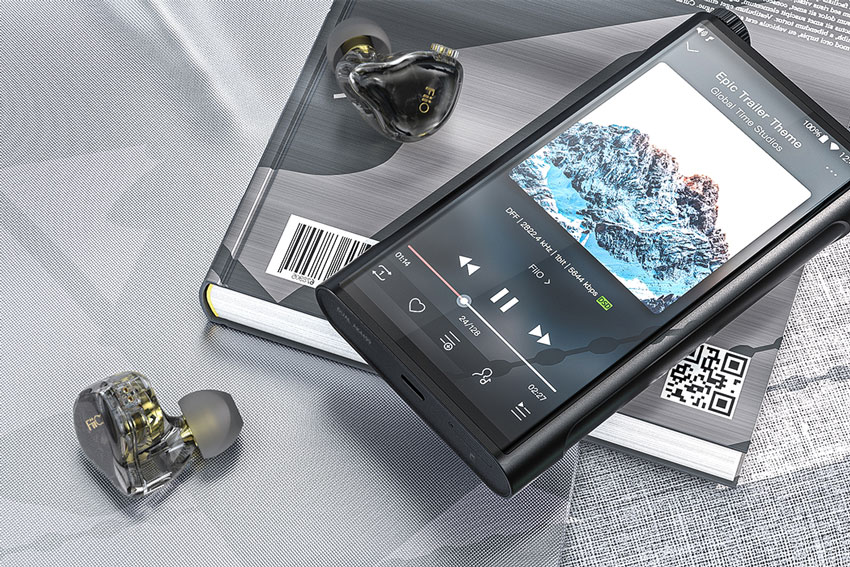 FiiO FD1 Beryllium-Plated Single Dynamic IEM