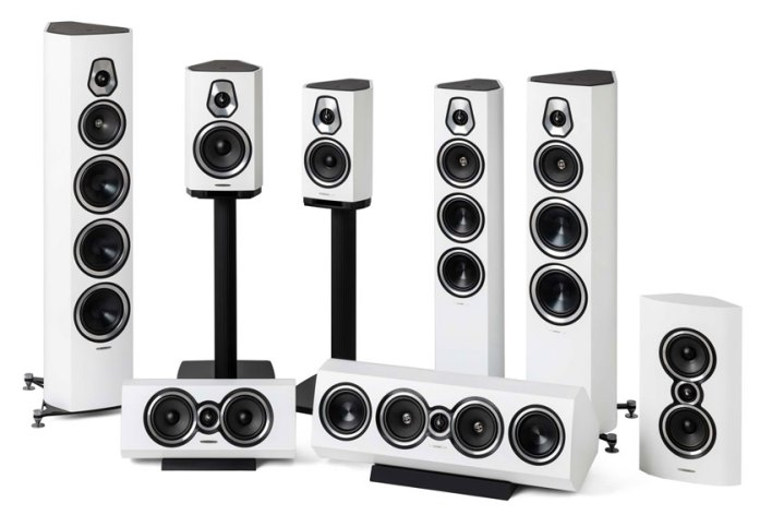 Sonus Faber Sonetto Collection 08