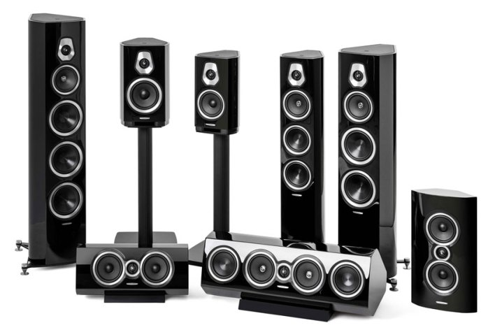 Sonus Faber Sonetto Collection 09