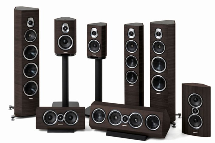 Sonus Faber Sonetto Collection 10