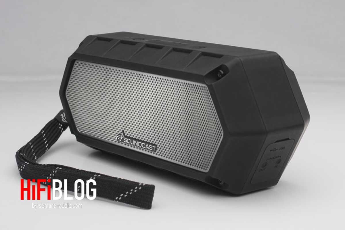 Soundcast VG1 Premium Waterproof Bluetooth Speaker Review 07 1