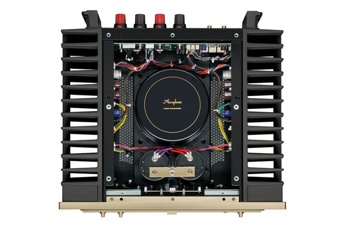 Accuphase P 4500 Stereo Power Amplifier 02