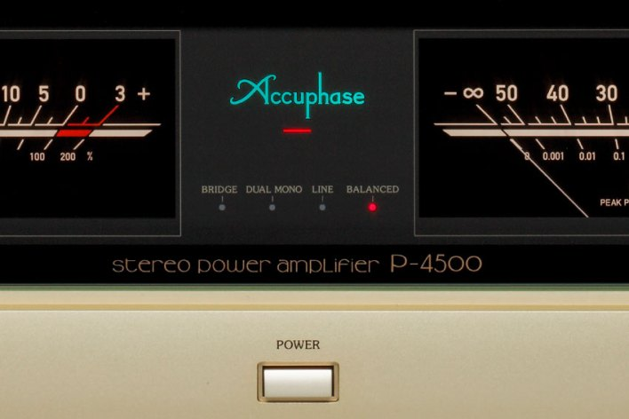 Accuphase P 4500 Stereo Power Amplifier 13