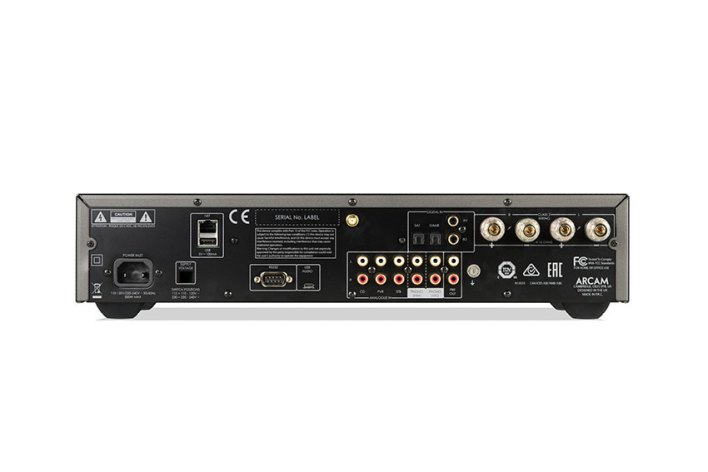Arcam SA30 Class G Intelligent Integrated Amplifier 06
