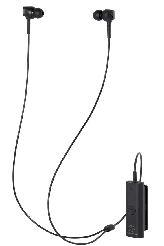 Audio-Technica ATH-ANC100BT - Bluetooth In-ear mit Active Noise Cancelling