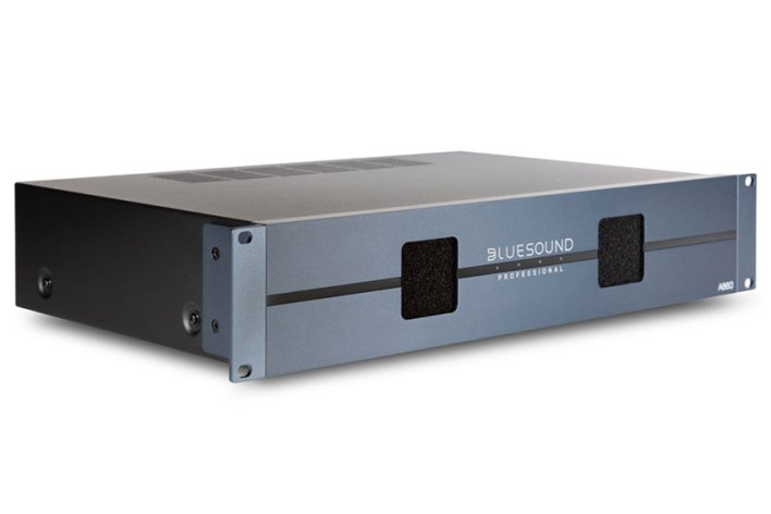 Bluesound Professional A860 8ChannelPowerAmplifier 01