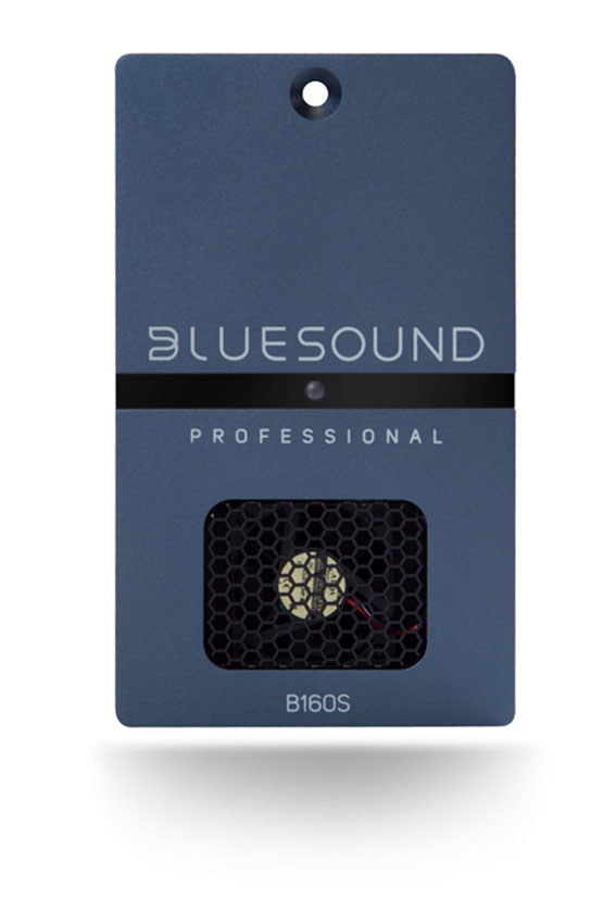 Bluesound Professional B160S NetworkedStreamingStereoAmplifier 02