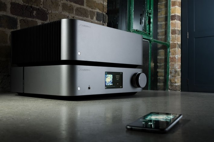 Cambridge Audio Edge Series 07