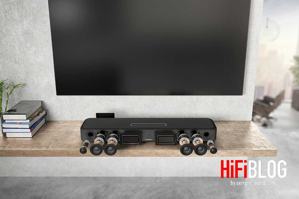 Denon Home Sound Bar 550 08