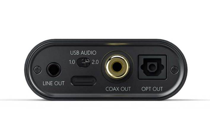 FiiO K3 Headphone Amplifier & USB-C DAC