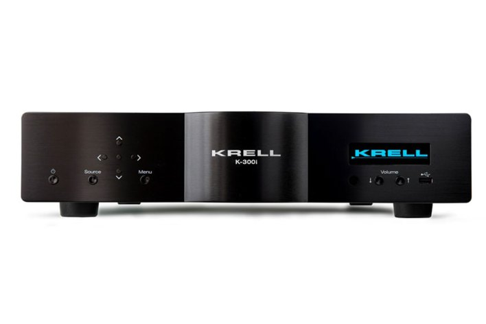 Krell K-300i Integrated Stereo Amplifier - Wohnraum-freundliches High-end Komplett-Paket…