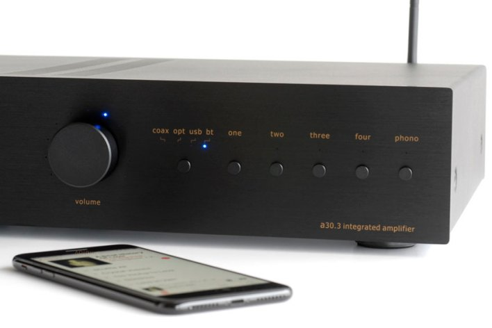 Music Hall A30 3 Integrated Amplifier 01