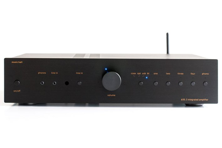 Music Hall A30 3 Integrated Amplifier 03