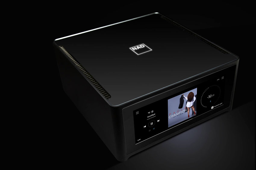 NAD M10 BluOS Streaming Amplifier 01
