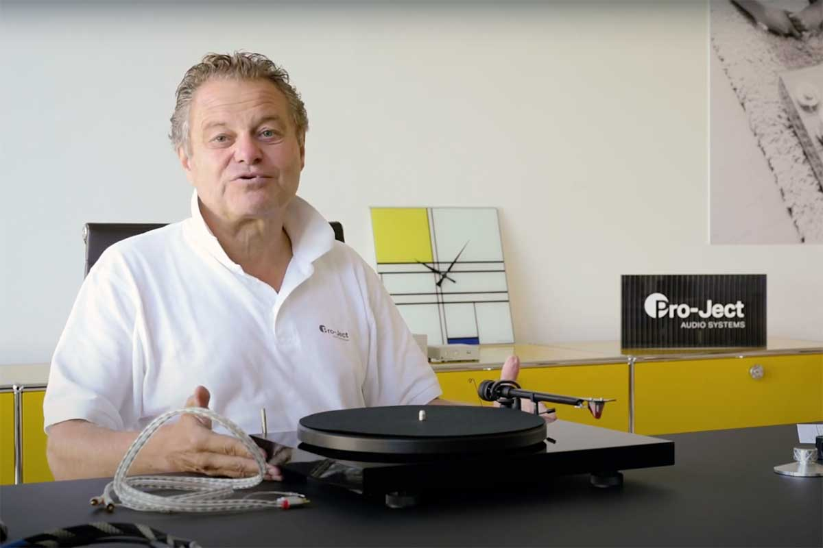 Pro-Ject Audio Systems – Heinz Lichtenegger gibt Upgrade Tips