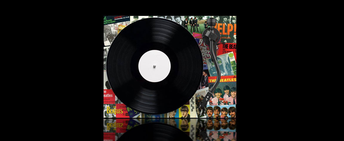 Pro-Ject The Beatles Singles Turntable