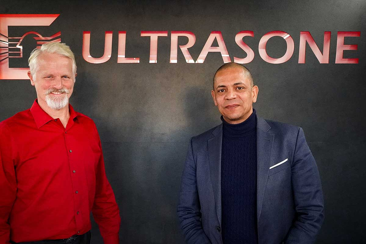 Ultrasone AG ernennt Robert Winterhoff zum COO
