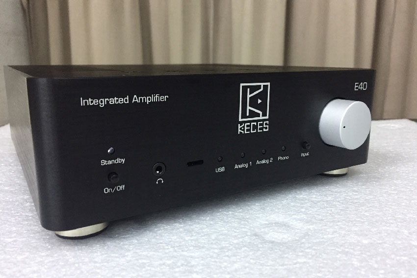 KECES E40 Integrated Stereo Amplifier