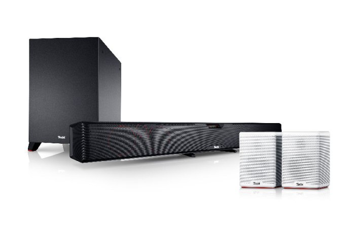 Teufel Cinesystem Pro - Soundbar mit Wireless Surround