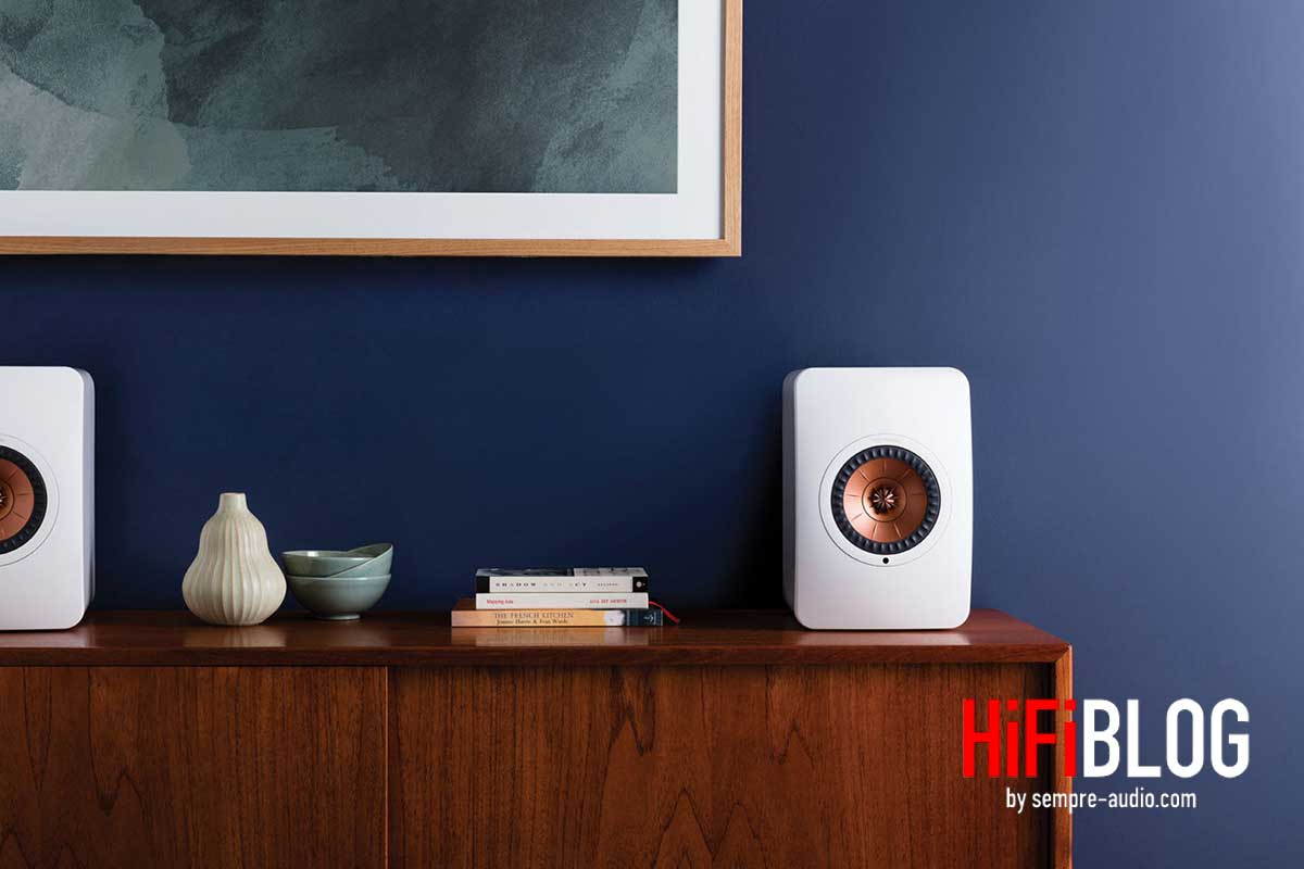 KEF LS50 Wireless II nun Roon-ready