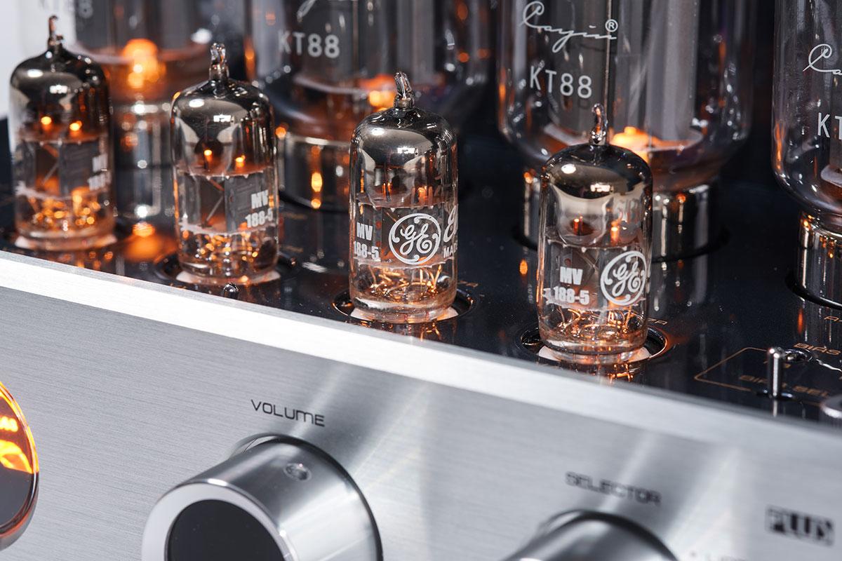 Cayin MT-35 MK2 PLUS, Cayin MT-50 PLUS und Cayin MA-80 Selection PLUS – Jetzt mit hochwertigen GE NOS Röhren