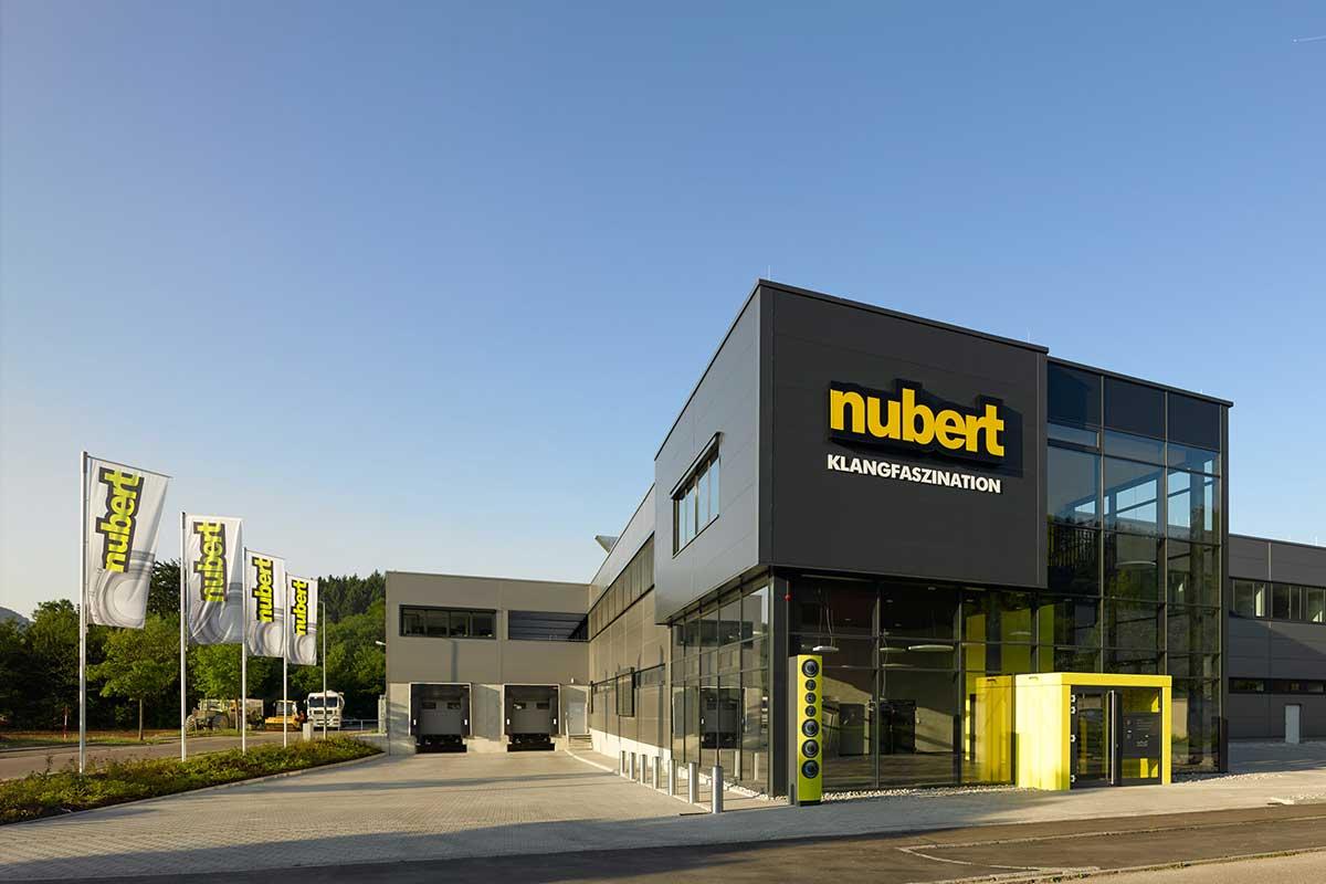 Nubert electronic GmbH setzt auf Photovoltaik