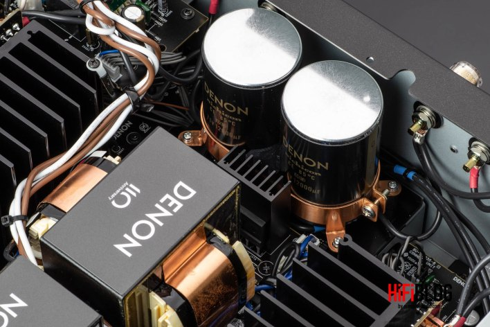 110 Jahre Denon - Denon PMA-A110 Integrated Amplifier und Denon DCD-A110 SACD Player