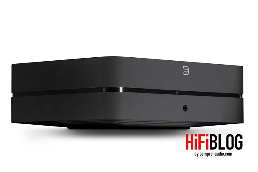 Bluesound PULSE Soundbar 2i und Bluesound POWERNODE 2i mit neuem Stereo Surround Modus