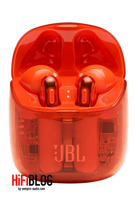 JBL TUNE 225 TWS Ghost Edition 13