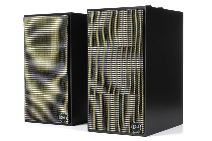 Klipsch The Fives Powered Monitors Active Wireless Speaker 01