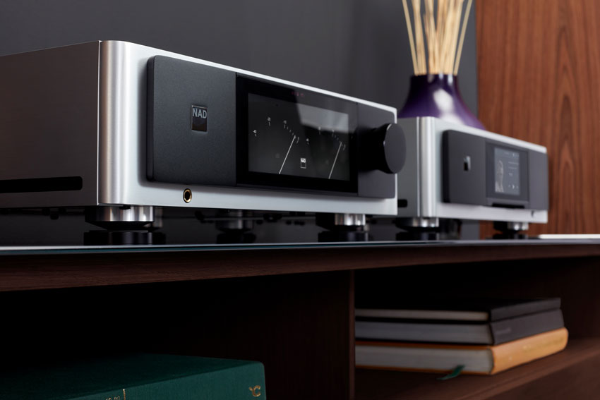NAD Masters M33 BluOS Streaming DAC Amplifier 03