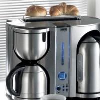 Praktisches Frühstückscenter Ecco de Luxe 4 in 1 von Beem