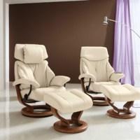 Hier wird relaxt - Relactive-Sesseln von Musterring