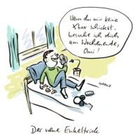 Virale Cartoons - das Buch zur Pandemie!