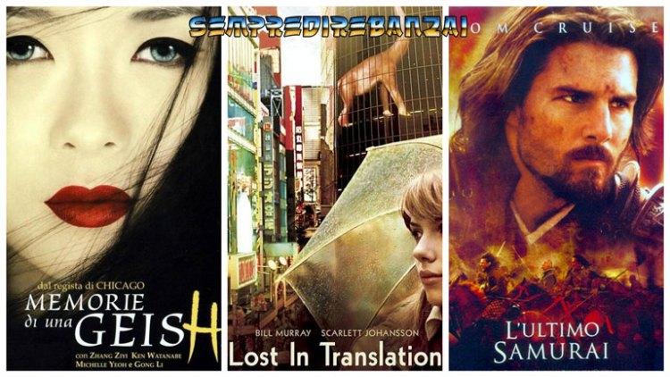 22 film non giapponesi ambientati in Giappone