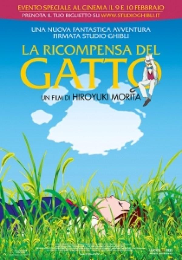 La Ricompensa del Gatto al cinema a febbraio
