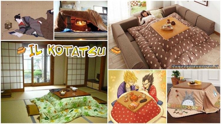 Il caldo e pigro inverno del Kotatsu giapponese